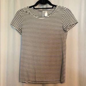 Basic H&M striped tee